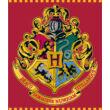 Harry Potter ágynemű és plüss takaró