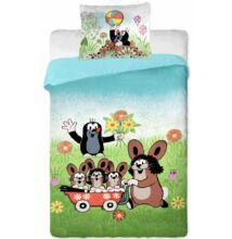 Kisvakond gyermek ágyneműhuzat garnitúra 140x200