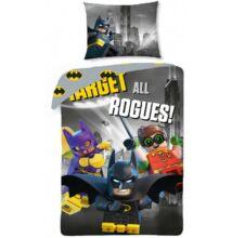 Lego Batman gyermek ágyneműhuzat garnitúra 140x200
