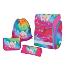 Herlitz Midi Plus Rainbow Fairy tündéres iskolatáska - szett
