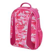 Herlitz airgo Camouflage Girl iskolatáska