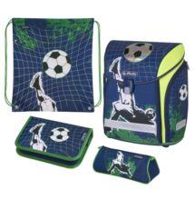 Herlitz Midi Plus Kick It focis  iskolatáska - szett