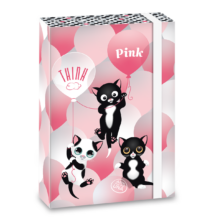 Ars Una Think Pink A5 Füzetbox
