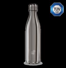 Ars Una Metal Silver duplafalú fémkulacs 500 ml