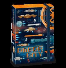 Ars Una Omega City A5 Füzetbox