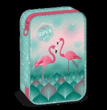 Ars Una Pink Flamingo többszintes tolltartó