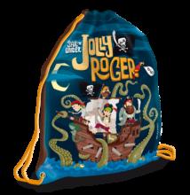 Ars Una Jolly Roger kalózos tornazsák