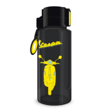 Ars Una Vespa kulacs fekete - 650 ml