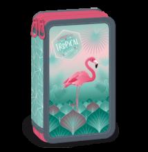 Ars Una Pink Flamingo emeletes tolltartó