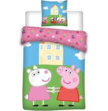 Peppa Pig ovis ágyneműhuzat garnitúra 100x135