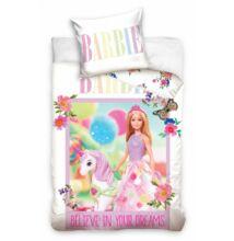 Barbie ovis ágyneműhuzat garnitúra 100x135