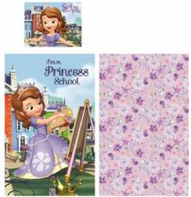 Disney Sofia Hercegnő ovis ágyneműhuzat garnitúra 90x140