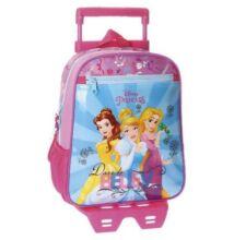 Disney Hercegnők gurulós hátizsák