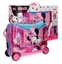 Disney Minnie 4-kerekes gyermekbőrönd