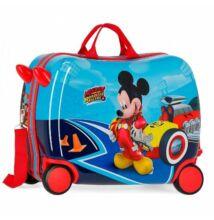 Disney Mickey Let's Roll 4-kerekes gyermekbőrönd