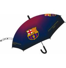 FC Barcelona - gyermek félautomata esernyő - 77 cm
