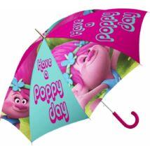 Trollok mintás gyerek esernyő