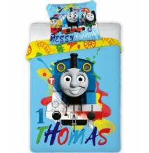 Thomas a gőzmozdony ovis ágyneműhuzat garnitúra 100x135 cm