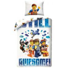 Lego Movie - Lego Kaland gyermek ágyneműhuzat garnitúra 140x200