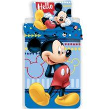 Mickey Mouse gyermek ágyneműhuzat garnitúra 140x200