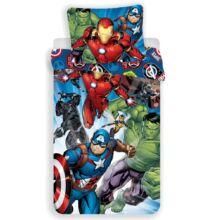 Bosszúállók/Avengers gyermek ágyneműhuzat garnitúra 140x200