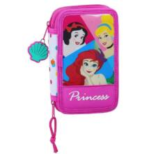 Disney Hercegnők 2 emeletes töltött tolltartó