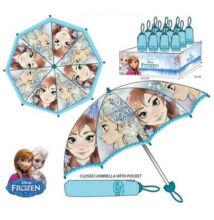 Jégvarázs összecsukható gyermek esernyő - 92 cm