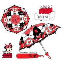 Disney Minnie összecsukható gyermek esernyő - 92 cm