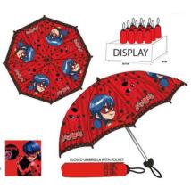 Miracolous Ladybug összecsukható gyermek esernyő - 92 cm