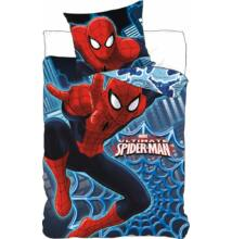 Pókember gyermek ágyneműhuzat garnitúra 140x200