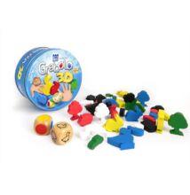 Grabolo 3D úti társasjáték