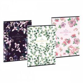 Ars Una Botanical-Mix A4 füzetcsomag - vonalas