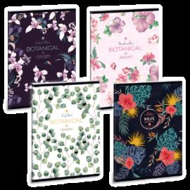 Ars Una Botanical-Mix A5 füzetcsomag - sima
