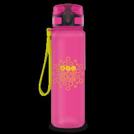 Ars Una matt kulacs 600 ml  - pink