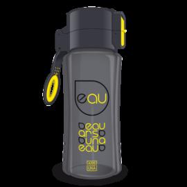 Ars Una kulacs - 450 ml - fekete-sárga