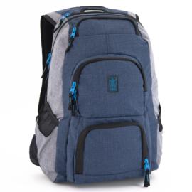 Ars Una kék- szürke hátizsák AU-3