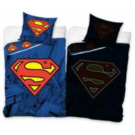 Superman sötétben világítós ágyneműhuzat garnitúra 140x200