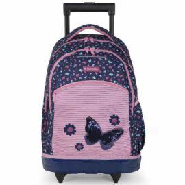 Gabol Butterfly gurulós iskolatáska