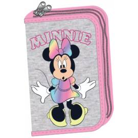 Disney Minnie 2 emeletes töltött tolltartó