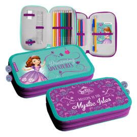 Disney Sofia hercegnő töltött tolltartó