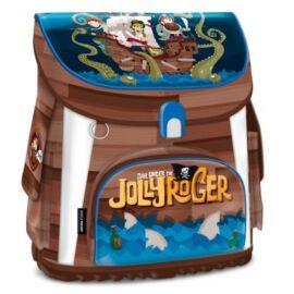 Ars Una Jolly Roger mágneszáras iskolatáska