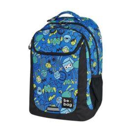 Be.Bag Be.Active iskolai hátizsák - Monster Party