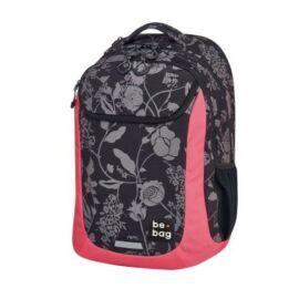 Be.Bag Be.Active iskolai hátizsák - Mystic Flowers