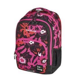 Be.Bag Be.Ready iskolai hátizsák - Pink Summer