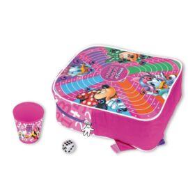 Disney Minnie Mouse gyermekhátizsák játékkal