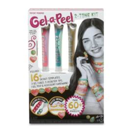 Gel-a-Peel 3 db-os szett, duplaszínű