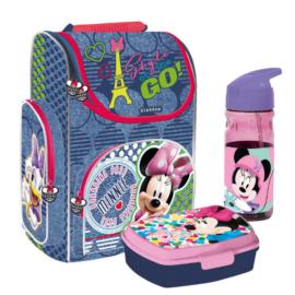 Disney Minnie iskolatáska szett - UTOLSÓ DARAB