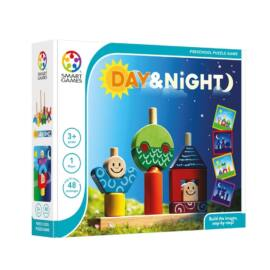 Smart Games Éjjel és nappal  logikai játék