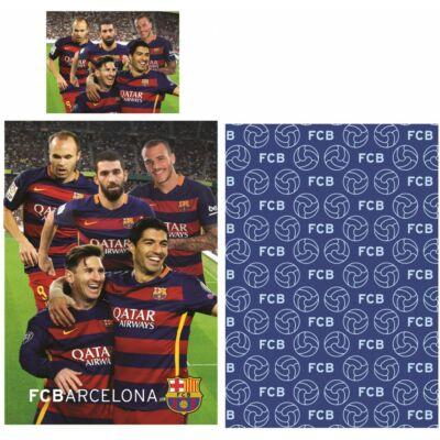 FC Barcelona ágyneműhuzat garnitúra 140x200