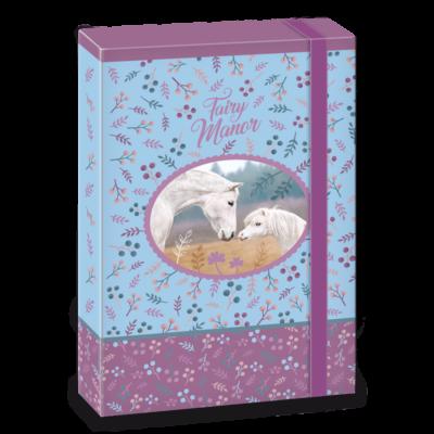 Ars Una Fairy Manor A4 Füzetbox